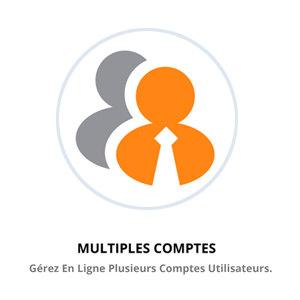 MULTIPLES COMPTES